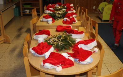 Unsere Weihnachtsfeiern